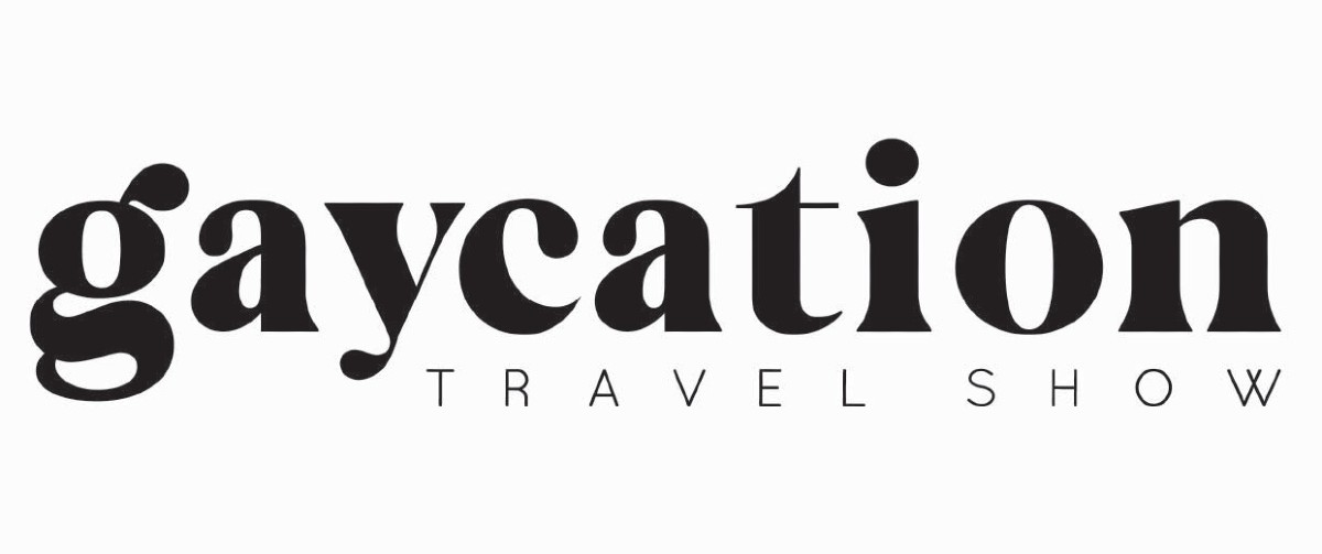 The Gaycation Travel Show logo